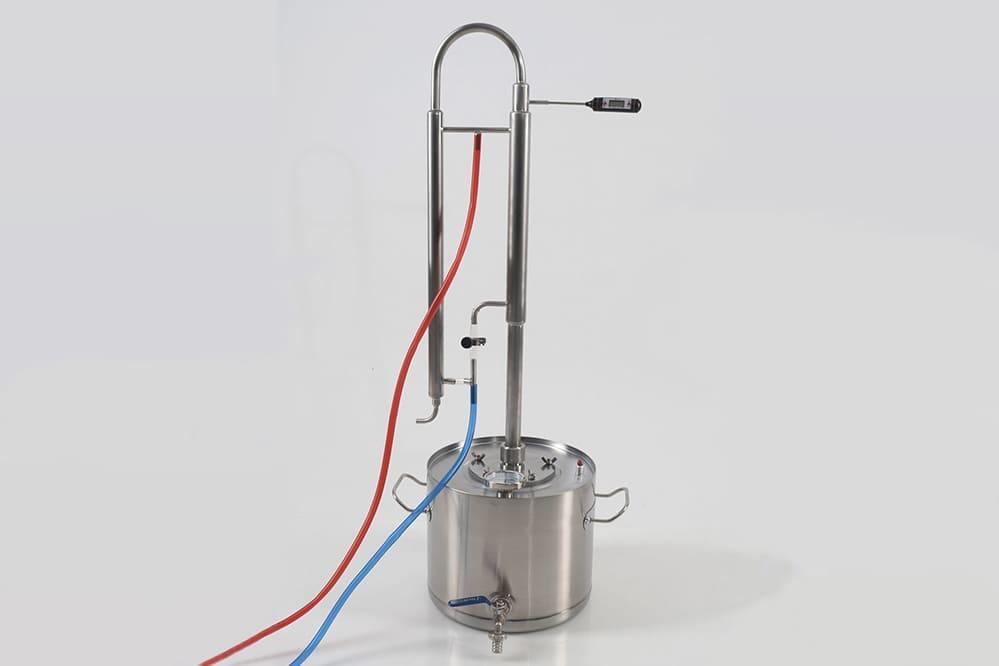 Купить профессиональный самогонный аппарат от производителя русская мини пивоварня